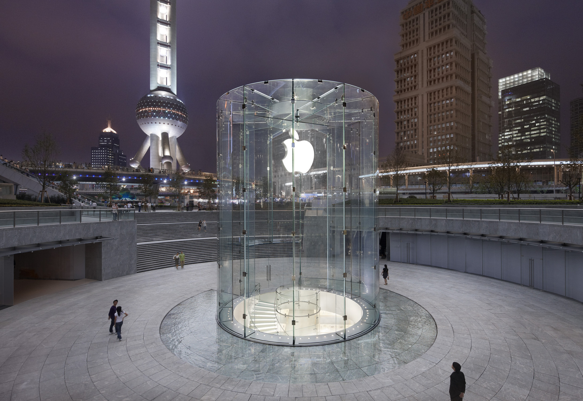 Apple Store Pudong Shanghai