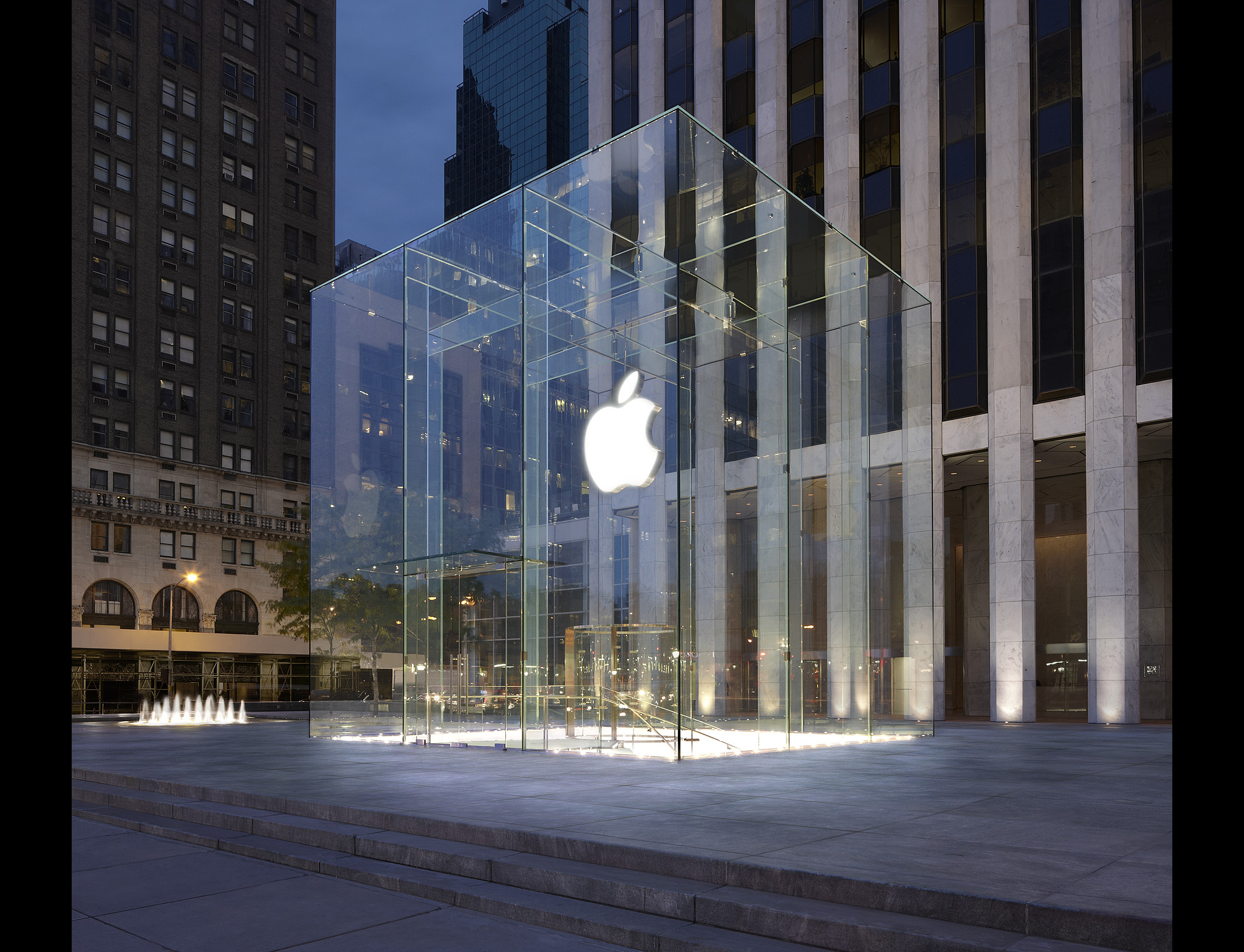 Apple Store fith avenue NY