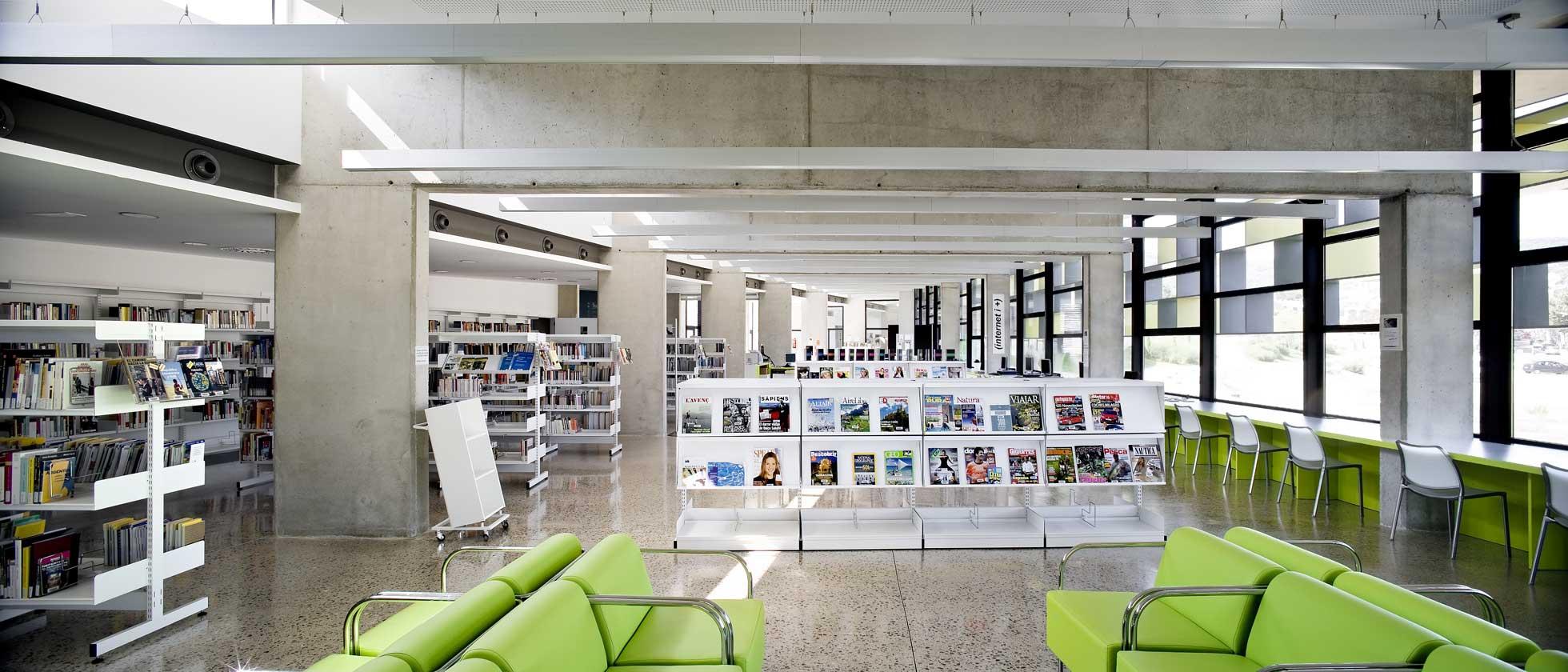 Biblioteca Llauradó 5