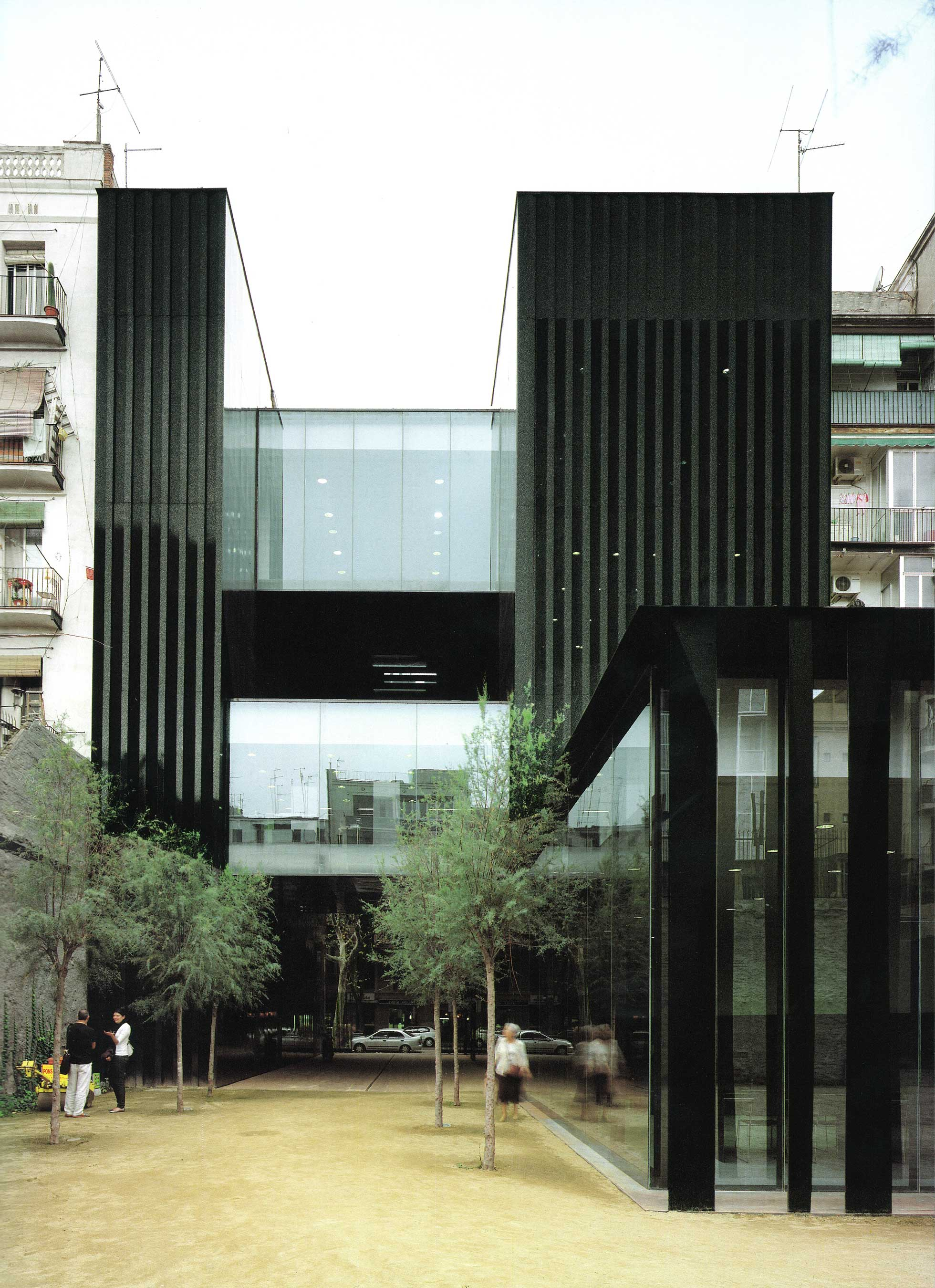 Biblioteca Sant Antoni 1