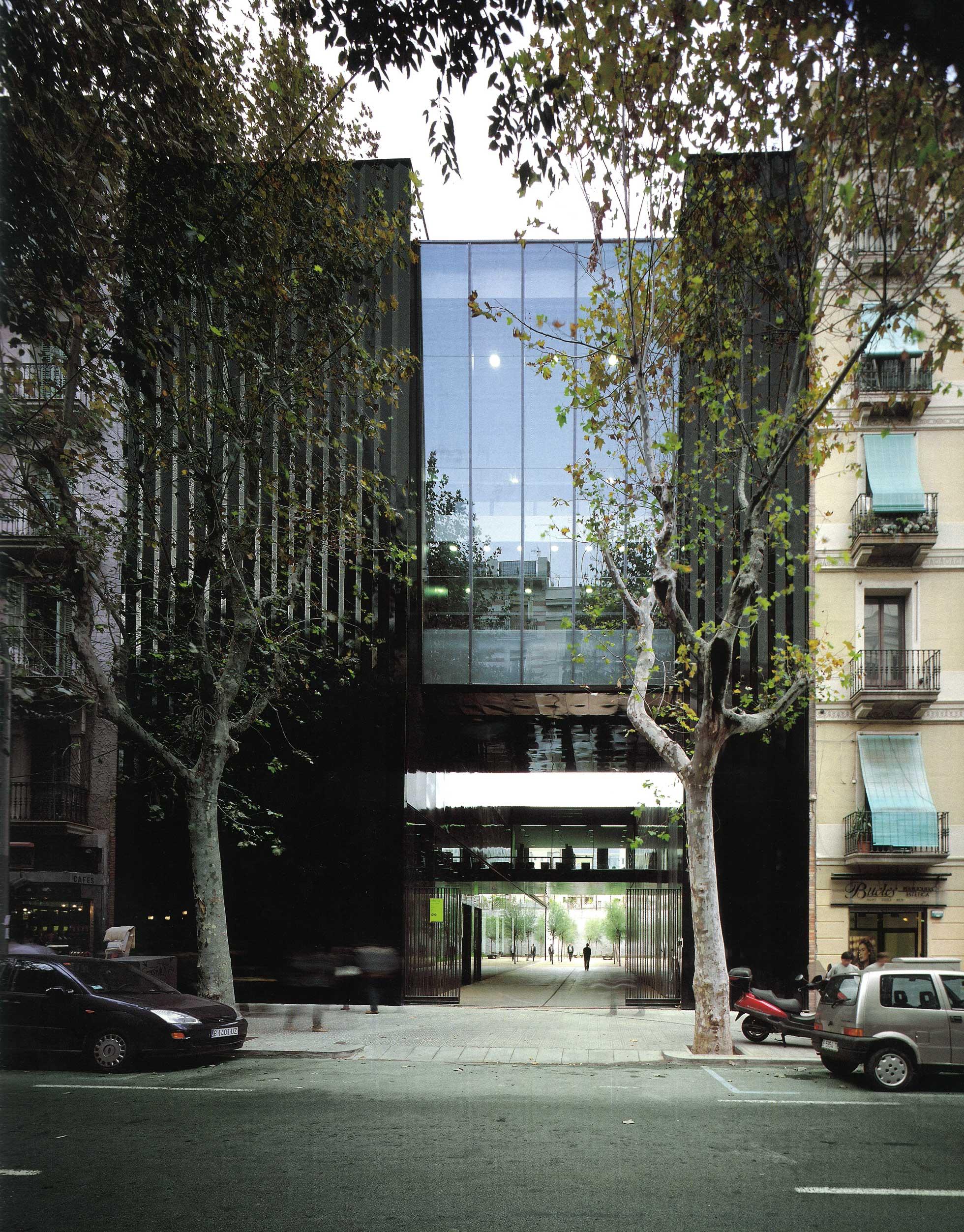 Biblioteca Sant Antoni 2