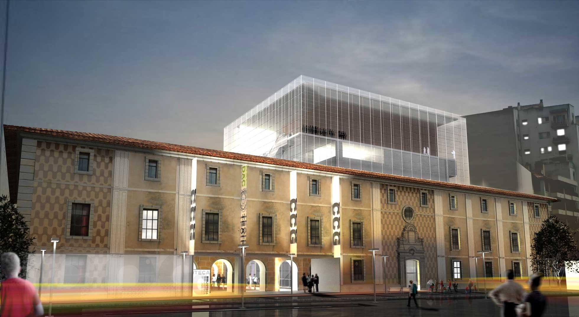 Casa de Cultura Girona 1