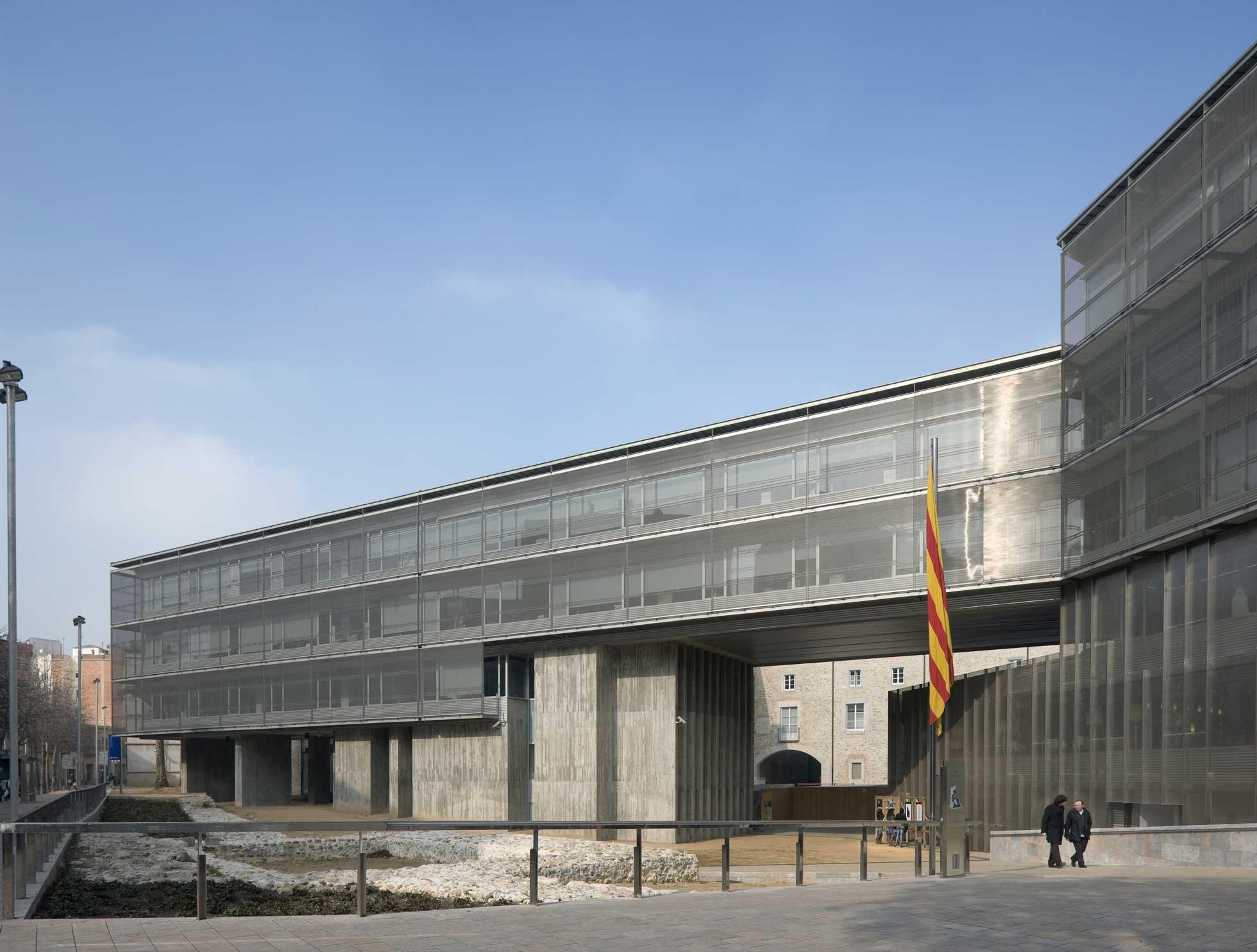 Edificio Generalitat en Girona 4
