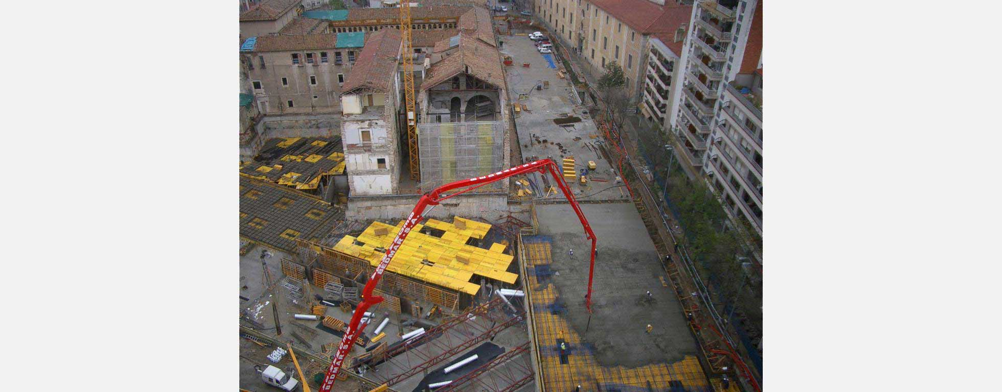 Edificio Generalitat en Girona 5