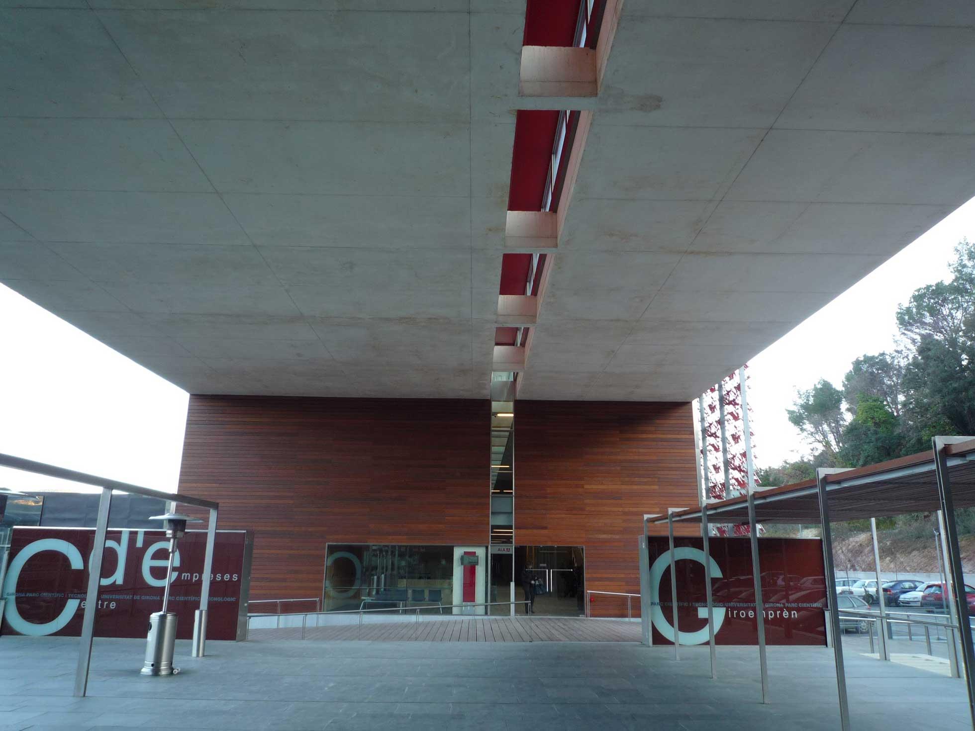 Centro Empresas UdG 1