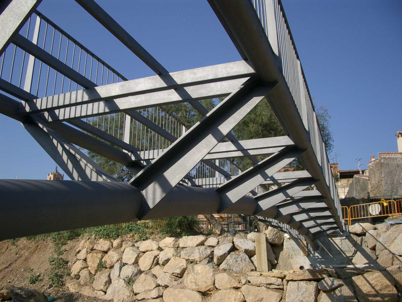 Footbridge Camí  Fondo 1
