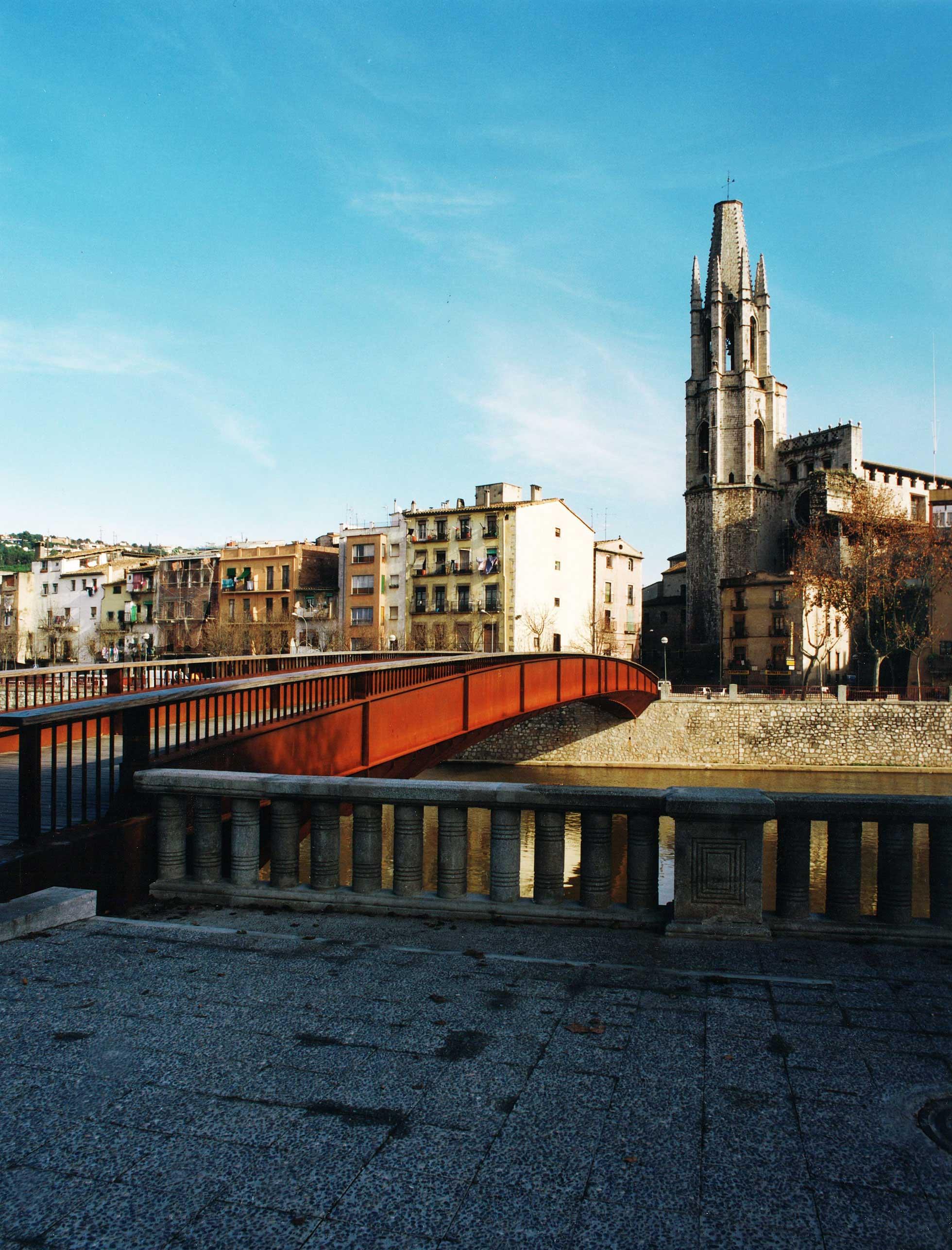 Pasarela Sant Feliu, Girona 2