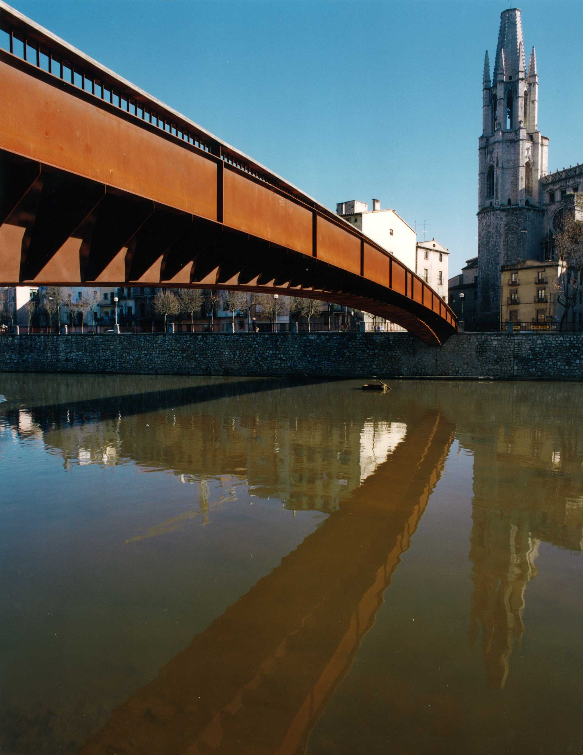 Pasarela Sant Feliu, Girona 6