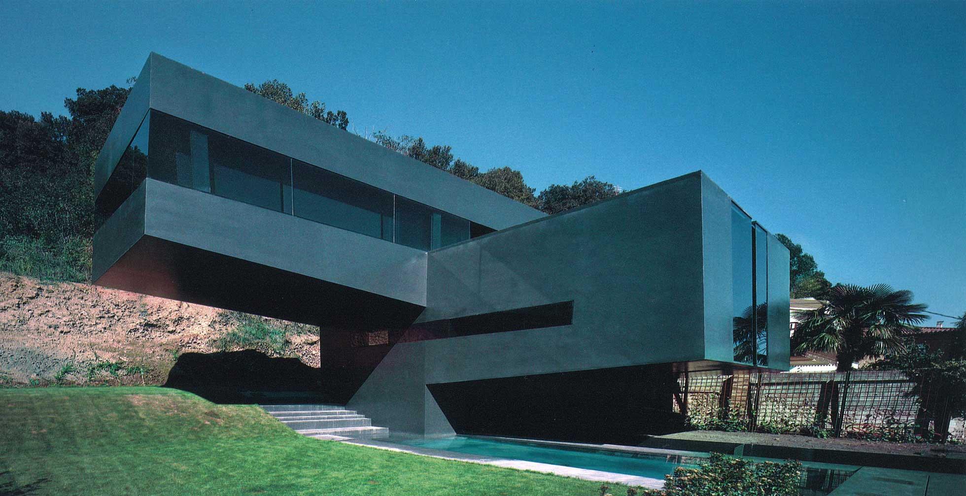 Estructures residencial blazquez guanter - Carpintero en barcelona ...